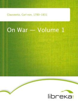 On War - Volume 1