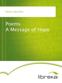 Poems A Message of Hope