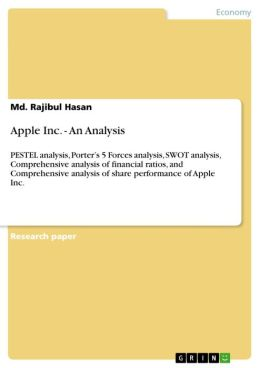 apple's financial analysis part 2 I have found financial statement analysis is difficult to teach from a textbook  students generally  step 2: students select two united states based publicly  traded comparable companies using wwwsecgov  apple/microsoft.