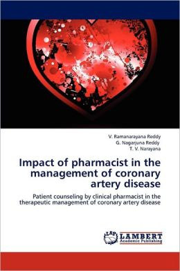 Impact of pharmacist in the management of coronary artery disease