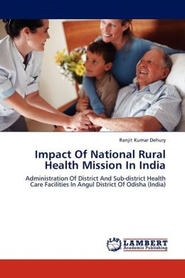 Impact of National Rural Health Mission in India