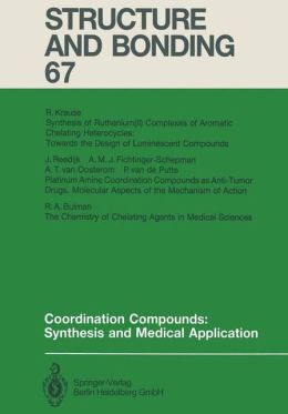Coordination Compounds: Synthesis and Medical Application