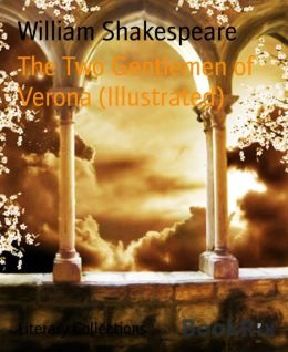 The Two Gentlemen of Verona (Illustrated)