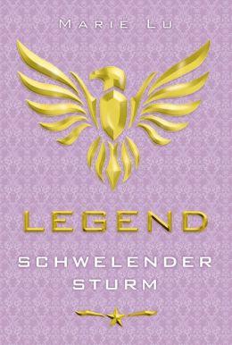 Legend 2 - Schwelender Sturm: Band 2