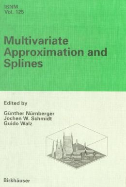 Multivariate Approximation and Splines: Conference in Mannheim, September 7-10, 1996