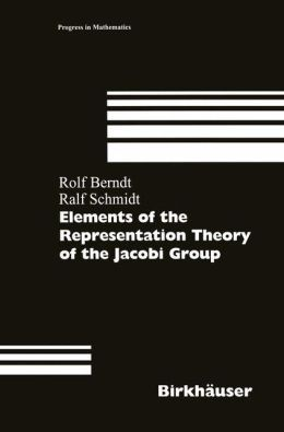 Elements of the Representation Theory of the Jacobi Group