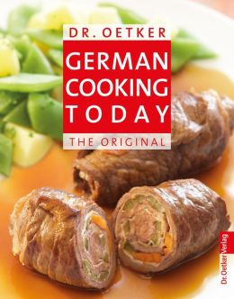 German Cooking Today - The Original : Optimiert für Tablet-PC - fixed Layout