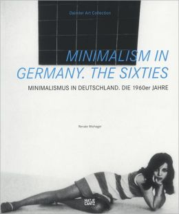 Minimalism in Germany: The Sixties