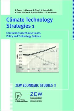 Climate Technology Strategies 1: Controlling Greenhouse Gases. Policy and Technology Options