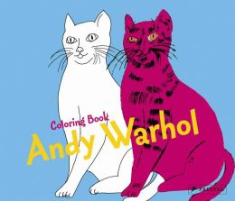 Coloring Book Andy Warhol