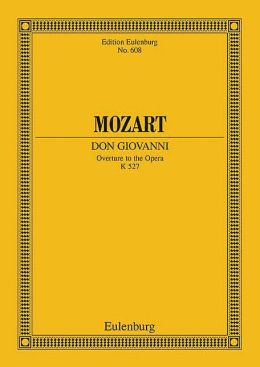 Don Giovanni, K. 527: Overture
