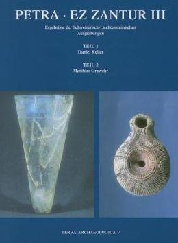 Petra - Ez Zantur III