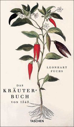 Leonhart Fuchs: The New Herbal of 1543