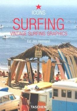 Surfing: Vintage Surfing Graphics