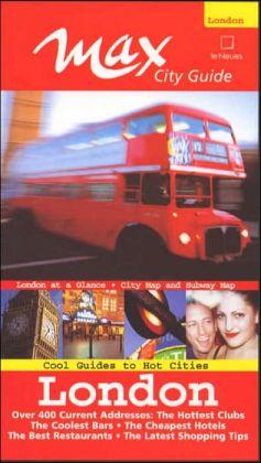 Max City Guide: London at a Glance - City Map and Subway Map