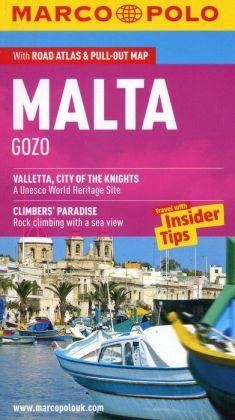 Malta & Gozo Marco Polo Guide