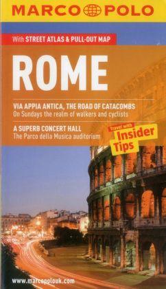 Rome Marco Polo Guide