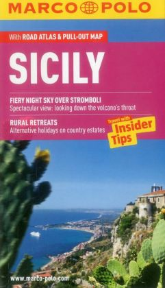 Sicily Marco Polo Guide
