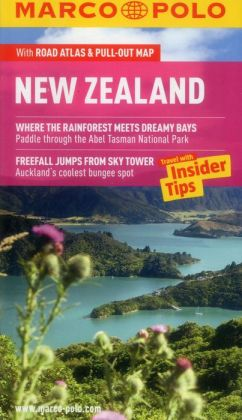 New Zealand Marco Polo Guide
