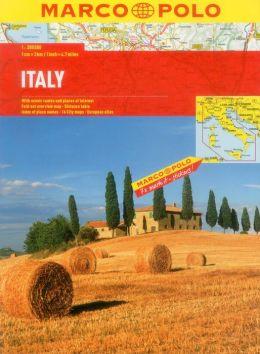Italy Marco Polo Atlas