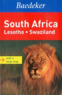 South Africa Baedeker Guide