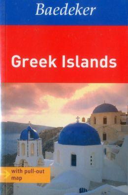 Greek Islands Baedeker Guide