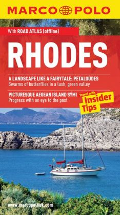 Rhodes Marco Polo Travel Guide: The best guide to Faliraki, Rhodes City, Kámiros and much more