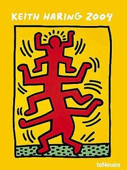 2004 Keith Haring Poster Calendar