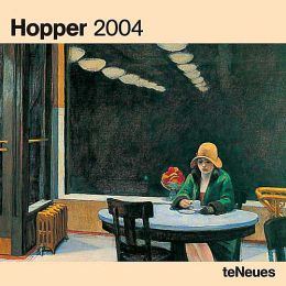 2004 Hopper Wall Calendar