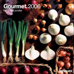 2006 Gourmet Wall Calendar