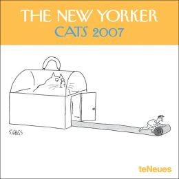 2007 The New Yorker Cats Wall Calendar