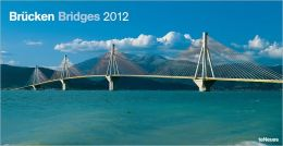 2012 Bridges Slim Poster (Horizontal) Calendar
