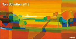 2012 Ton Schulten Slim Poster (Horizontal) Calendar