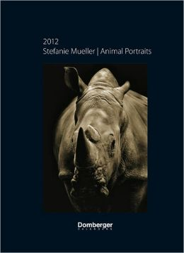 2012 Animal Portraits Domberger Diary Calendar