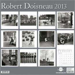 2013 Robert Doisneau Wall Calendar