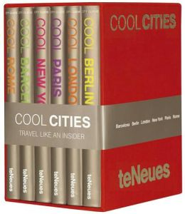 Cool Cities in a Set (NY Paris London Berlin Barcelona Rome)