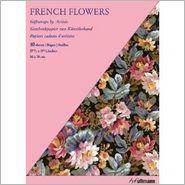 French Flowers Giftwrap Set: Exclusive Giftwrapping Paper with Inventive Suggestions for Use