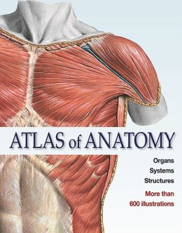 Atlas of Anatomy: Organs, Systems and Structures