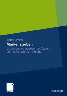Markensterben: Ursachen und auslösende Akteure der Markenwertvernichtung