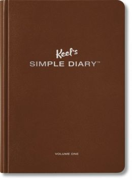 Keel´s Simple Diary I Brown