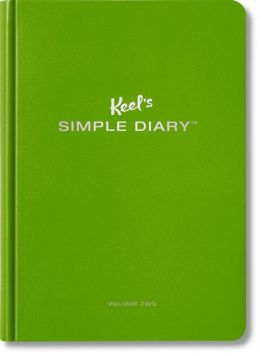 Keel's Simple Diary Volume Two (Olive Green): The Ladybug Edition