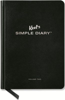 Keel's Simple Diary Volume Two (Black): The Ladybug Edition