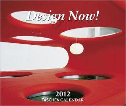 2012 Design Now! Tear-Off Box Calendar