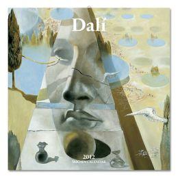 2012 Dali Wall Calendar