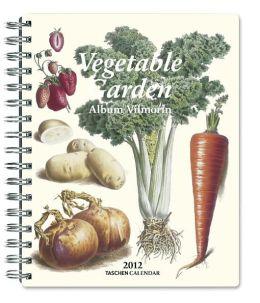2012 Vegetable Garden Engagement Calendar