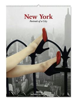 2012 New York Large Wall Calendar