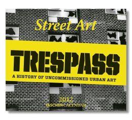 2012 Street Art Tear-Off Box Calendar