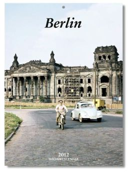 2012 Berlin Tear-Off Weekly Wall Calendar