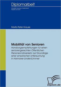 Mobilit t von Senioren