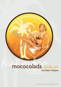 Mococolada Drink Art